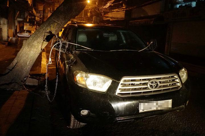 Chống trộm gương xe ô tô hiệu quả