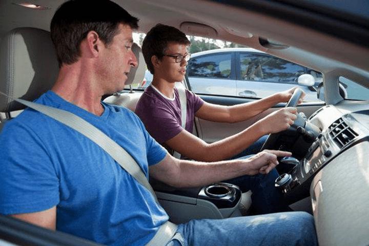 Sai lầm nghiêm trọng của tài xế mới