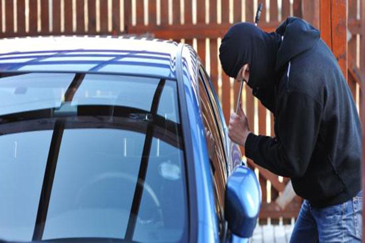 Trộm cắp phụ tùng ô tô ngày càng tăng