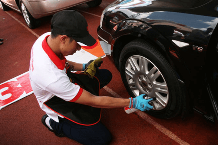Sử dụng lốp xe ô tô đúng cách