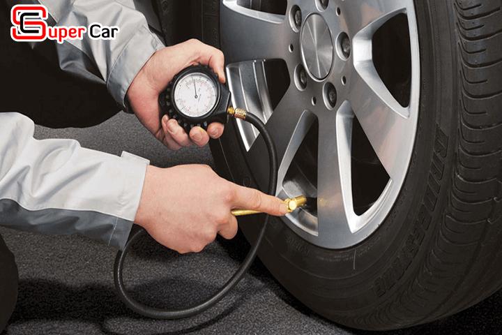 Áp suất lốp thấp khiến xe bạn tốn xăng hơn bình thường