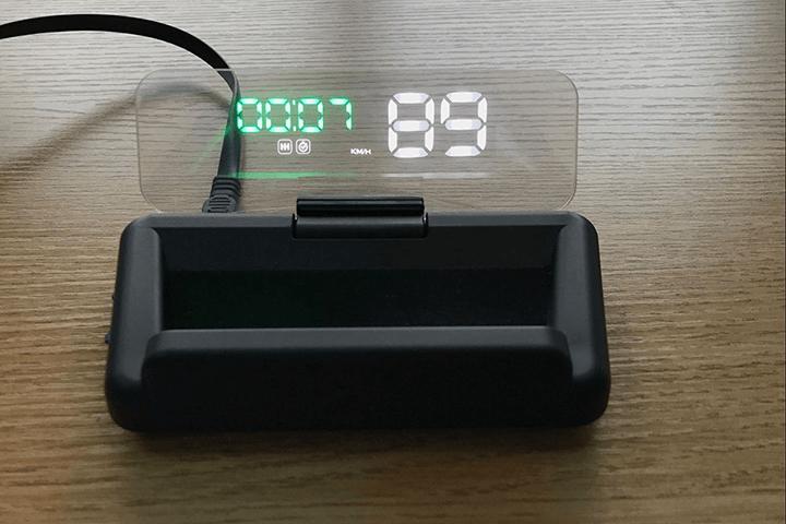Hiển thị tốc độ HUD C500