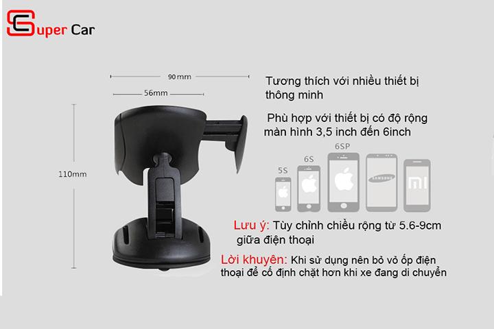 Giá đỡ điện thoại hình chuột máy tính có thể sử dụng để giữ nhiều dòng điện thoại