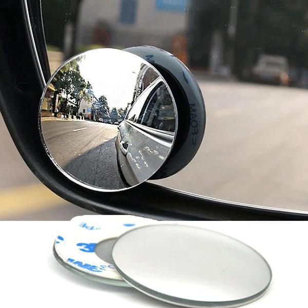 Gương cầu lồi 360 độ cho xe ô tô - Phụ kiện ô tô - Đồ chơi ô tô giá rẻ