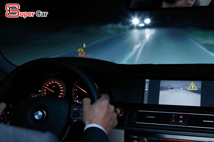 Kinh nghiệm lái xe ô tô khi không có đèn đường 1