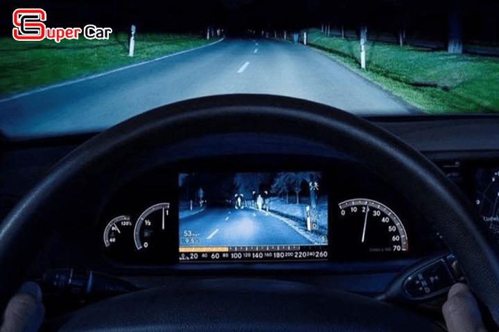 Kinh nghiệm lái xe ô tô khi không có đèn đường 3