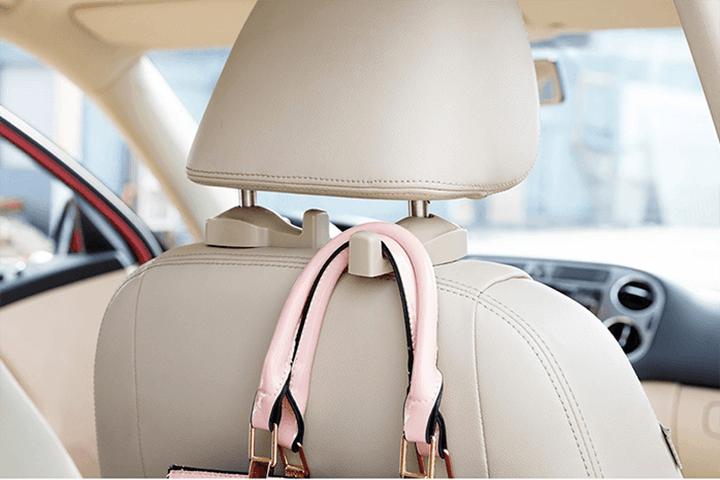 Móc treo đồ sau ghế ô tô