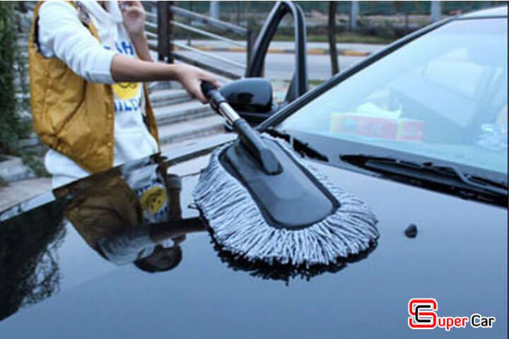 Chổi lau rửa xe ô tô 6