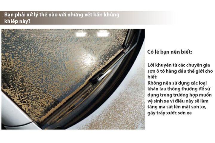 Chổi rửa xe ô tô đa năng