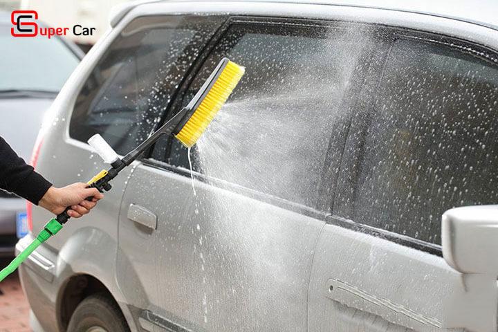 Chổi rửa xe ô tô đa năng 2