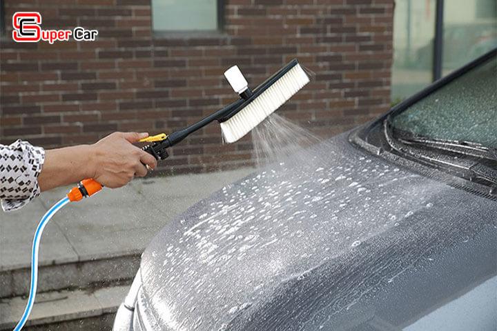 Chổi rửa xe ô tô đa năng 3