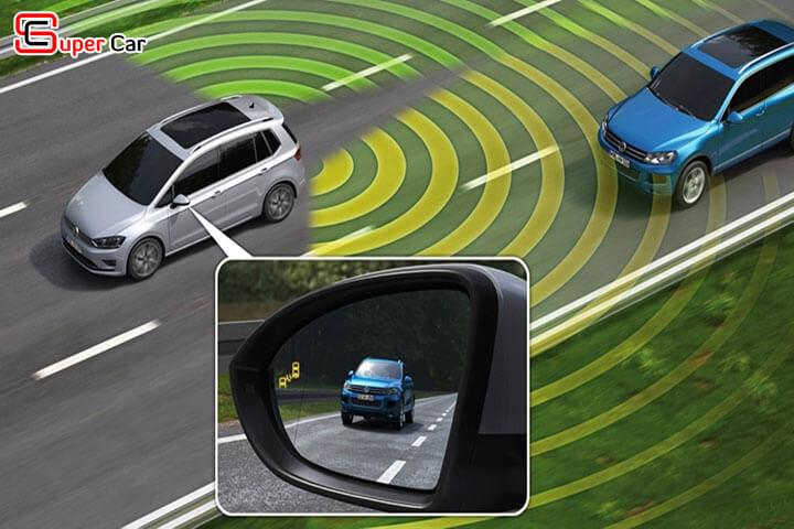 Điểm mù trên xe ô tô và cách khắc phục điểm mù 5