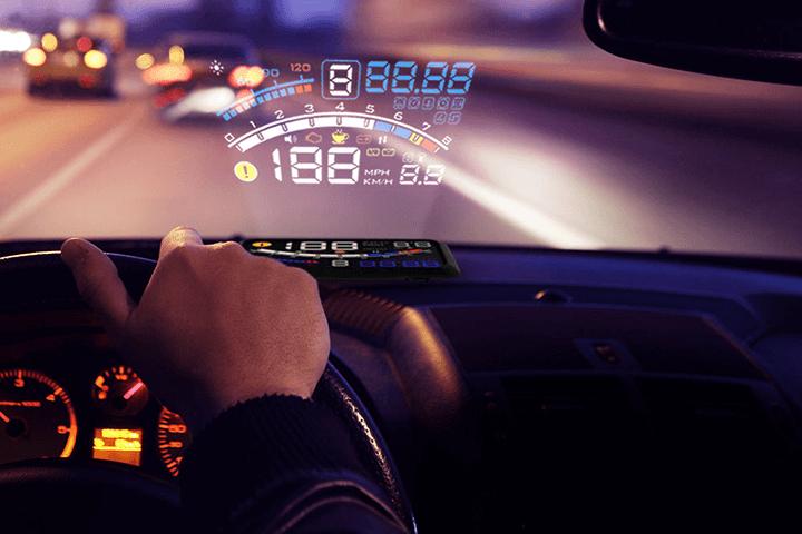 Hiển thị tốc độ HUD A8S - 6