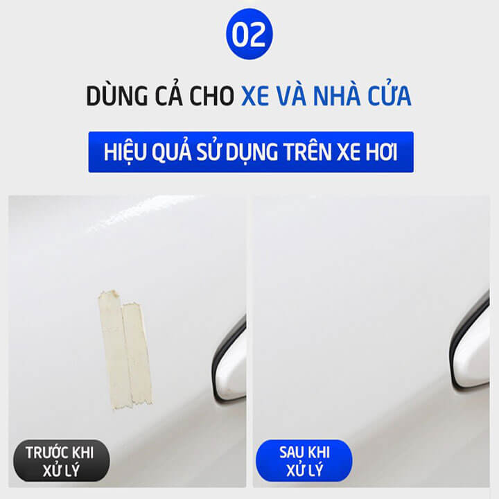 Dung dịch tẩy keo dán BOTNY 7